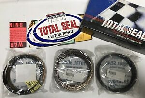 New Total Seal Gapless Top V8 4 500 Bore 3 32 3 32 3 8 Rings Pulling Tractor