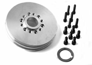 Weiand 7083 Supercharger Pulley Chry 392 2v Assy Pull