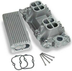 Weiand 7540 Intake Manifold Fuel Injected Manifold Stealth Ram