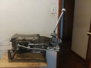 64 67 Chevelle 4 Speed Factory Muncie Shifter With Console