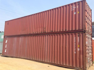 40ft Used Storage Container For Sale Savannah Ga 1700