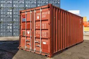20ft Used Storage Container For Sale Atlanta Ga 1500