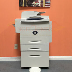 Xerox Workcentre 4260xf Mono Printer Scanner Copier Finisher 55ppm Letter Legal