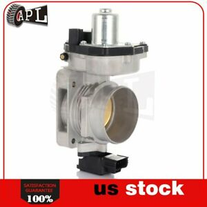 Throttle Body For Ford Mustang 4 0l V6 2006 2007 2008 2009 2010 9w7e9f991aa