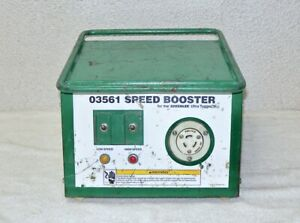 Greenlee 03561 Speed Booster For Ultra Tugger Cable Puller Free Shipping