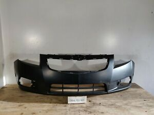 Front Bumper Cover For 2011 2014 Chevrolet Cruze W Fog Lamp Holes Capa