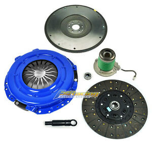 Fx Stage 2 Race Clutch Kit Flywheel 2005 2010 Ford Mustang 4 6l V8 Shelby Gt