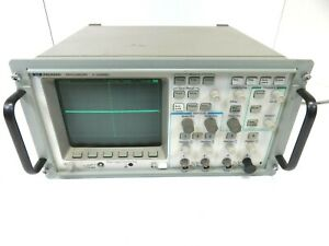 Hp Model 54602a 4 Channel 150 Mhz Oscilloscope