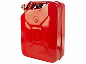 Rugged Ridge Jerry Can Red 20l Metal