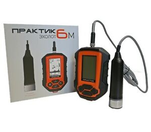 Fish Finder GPS PRAKTIK 6 M