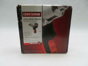 Craftsman 1 2in Impact Wrench 16882