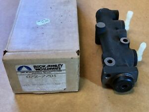 New Master Cylinder For 1978 83 Fiat X1 9 1984 87 Bertone X1 9
