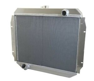 1966 1977 Ford Truck 4x4 Best Aluminum Radiator Wizard Cooling Made In Usa Auto