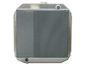1966 1977 Ford Truck 4x4 Best Alum Radiator Wizard Cooling Made In Usa Manual