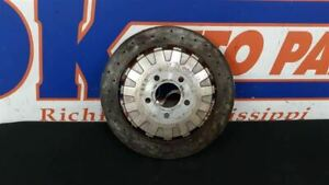 16 Ford Shelby Cobra Mustang Gt350 Rear Left Driver Brake Rotor