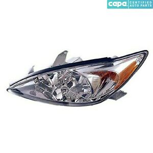 To2502137c Capa New Left Side Head Light Assembly For 2008 2012 Honda Accord