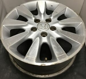One Used 2013 Honda Accord Coupe Factory 17 Wheels Rims Oem T2a 17075a W 1673 2