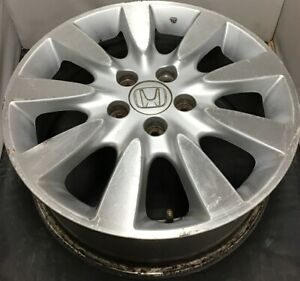One Used 2013 Honda Accord Coupe Factory 17 Wheels Rims Oem T2a 17075a W 1686