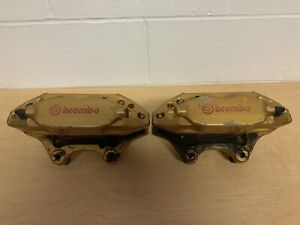 Brembo Front Brake Calipers Pair Nissan Sentra Se R Spec V 03 06 274