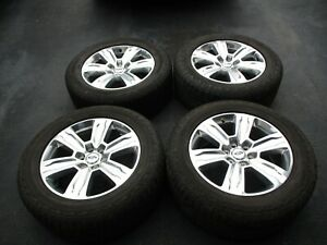 Take Offs 2019 Ford F150 Platinum 20 Wheel Rims Tires Set Of 4 Oem 10004