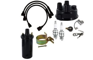 6 Volt Distributor Tune Up Kit John Deere M 40 420 430 320 330 Tractor