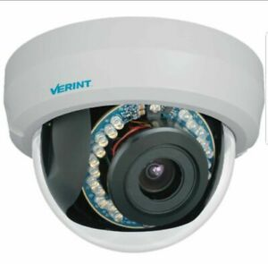 Verint V3320fdw dn 1080p Ip Camera With High Definition Resolution Indoor