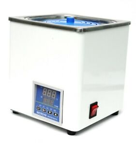 Microyn Digital Thermostatic Water Bath With Selectable Openings 3l Capacity