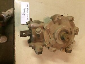 2002 OEM POLARIS 500 HO FRONT DIFFERENTIAL