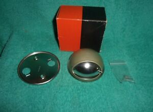 Nib Dome Style Cigarette Ashtray Vintage Auto Accessory Never Used