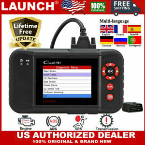 2020 New Launch X431 Vii Obd2 Car Diagnostic Scanner Fault Code Reader 4 System
