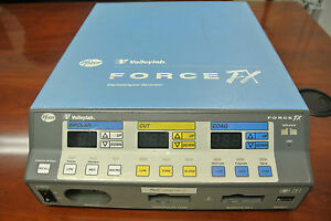Valley Lab Force Fx Electrosurgical Generator seller Refurbished