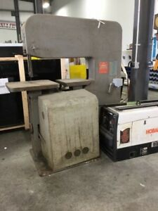 Doall Vertical Bandsaw Cheap Fair Condition
