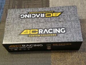 Bc Racing Br Series Adjustable Exterme Low Coilover 04 08 Acura Tl Tl Type S