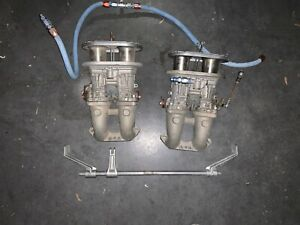 Porsche 914 Vw Type 2 4 Weber Dual 40 Idf Conversion Genuine Weber Carbs