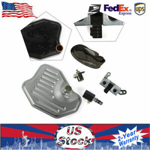 4r70w Transmission Filter W neoprene Pan Gasket Kit For Ford F 150 mustang 98 up