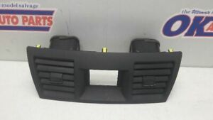 08 13 Toyota Highlander Center Dash Vent Panel Bezel