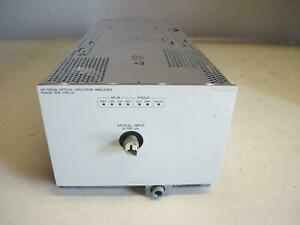 Hp Agilent 70952b Optical Spectrum Analyzer Module 600 To 1700nm