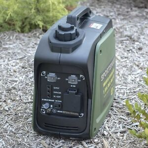Sportsman 1 000 w Quiet Portable Gas Powered Inverter Generator Home Rv Camping