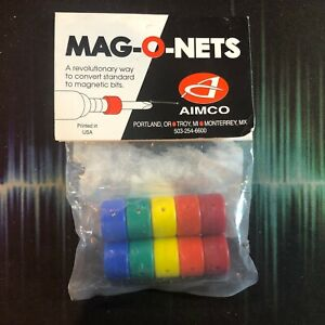 Aimco Am1 4 Mag O Net For 1 4 Shank Bit Package Of 10