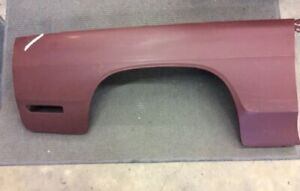 Nos Oem Ford 1969 Galaxie 500 Xl Lh Front Fender Coupe Convertible C9az 16006 a
