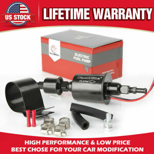 Advanced Universal Fuel Pump Electric Gas Diesel Inline Low Pressure 5 9psi