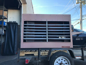 Reznor Ra350 Used Waste Oil Heater_pre owned Fully Reconditioned