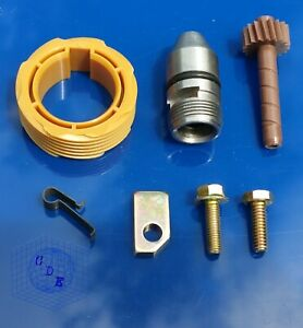 Gm Muncie Th350 Powerglide Speedometer Gear Kit 18 Driven 8 Drive Bullet Clamp