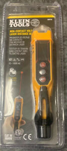 Klein Tools Ncvt 6 Non contact Voltage Tester With Laser Distance Meter new