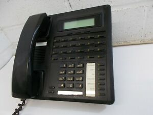 Comdial Impact 24 Button Display Phone 8024f fb Black 30 Day Warranty