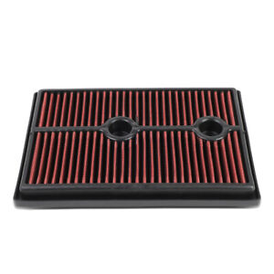 For 2013 2018 Jetta Audi A3 1 4 Reusable Drop in Intake Panel Air Filter Red
