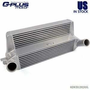 For Mustang 2 3l Ecoboost Direct Bolt on Front Mount Intercooler Kit 2015 2017