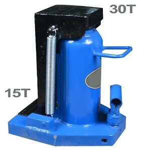 Hydraulic Machine Toe Jack Lift 15 30 Ton Spreading Machine Oil Rigging Stand