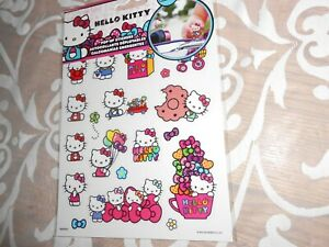 Hello Kitty Sticker Sheets 3d Pop Up Nip