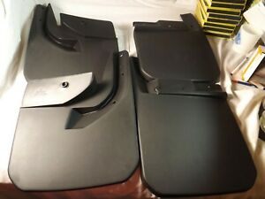 Front And Rear Fenders Splash Guards Flares Mud Flaps For 18 19 Jeep Wrangler Jl